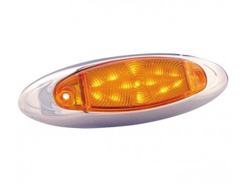 Infinity Amber LED (13 Diodes)