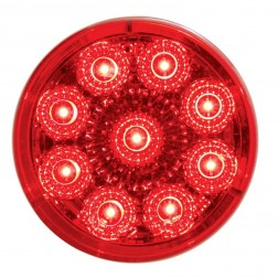 "9 LED 2"" Reflector Clearance Marker"