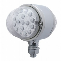 17LED Dual Function Reflector Double Face Light