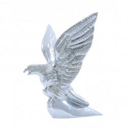 "Chrome ""American Eagle"" Hood Ornament"