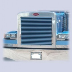 Peterbilt Long Hood Grill - 21 Louvers