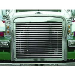 Freightliner Classic Louvered Grill - 14 Bars (1990+)