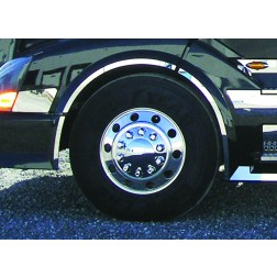 Volvo VN Models Front Wheel Trim (2003+)