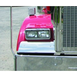 Kenworth W900L Fender Guard