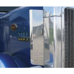 "20 1/4"" Long Peterbilt 379 Grill Deflector"